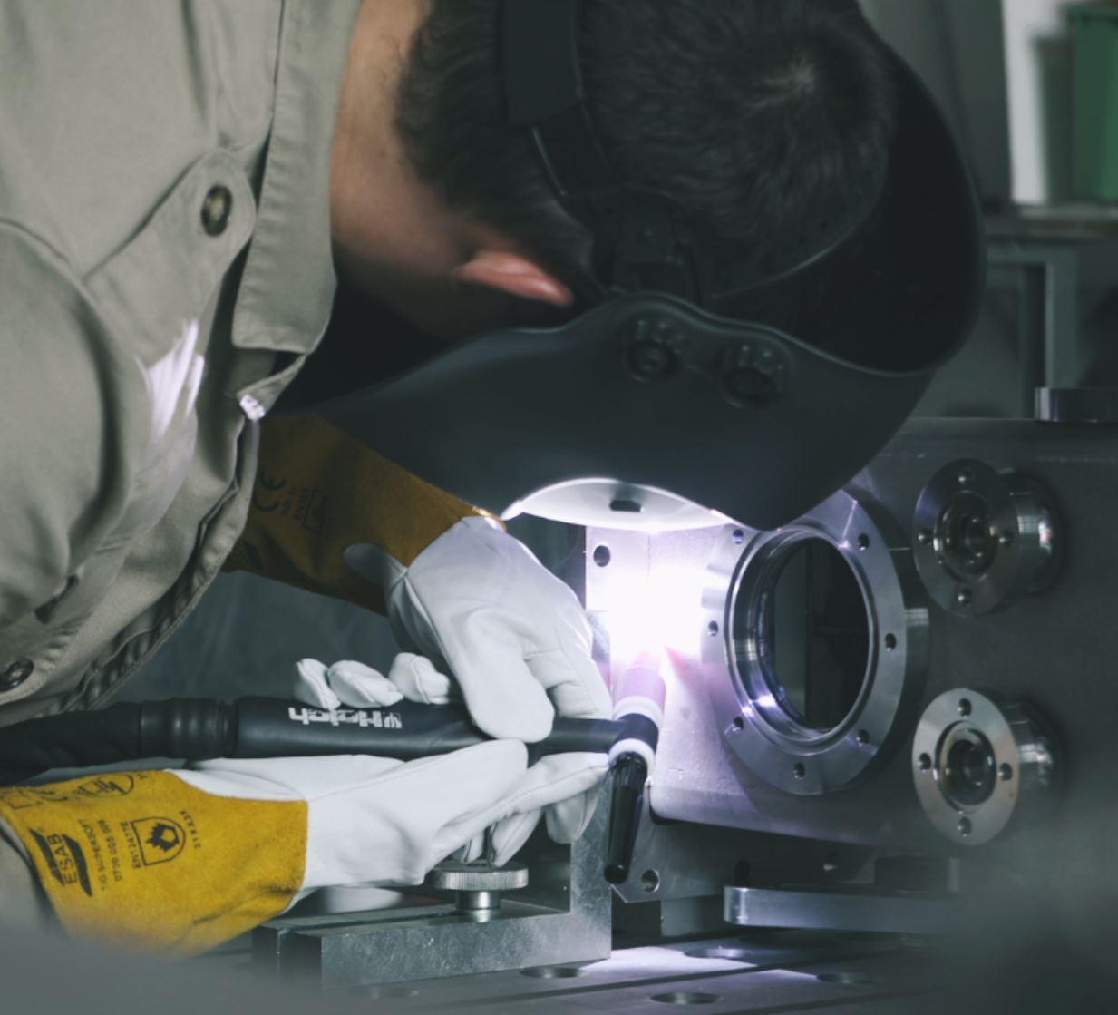 изготовление вакуумного оборудования